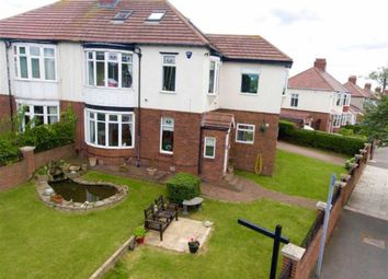 Thumbnail 5 bed semi-detached house for sale in King George Road, South Shields, South Shields