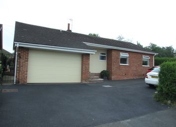 Thumbnail 3 bed detached bungalow for sale in The Willows, Hulland Ward, Ashbourne