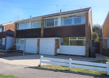 Thumbnail 3 bed semi-detached house for sale in Manor Way, Polegate