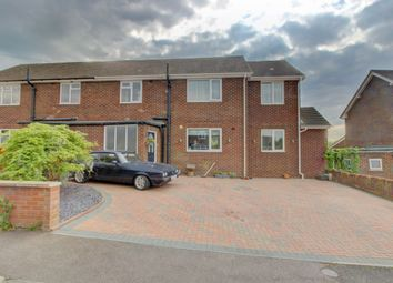 Thumbnail 4 bedroom semi-detached house for sale in Chiltern Close, Lidlington, Bedford