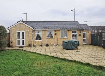 Thumbnail 1 bed detached bungalow for sale in King Arthur Court, Cheshunt, Hertfordshire