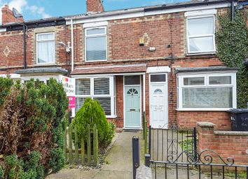 Thumbnail 2 bed terraced house for sale in Maye Grove, Sculcoates Lane, Hull
