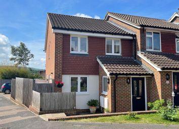 Thumbnail 2 bed end terrace house for sale in Hillcrest Close, Ashington, West Sussex