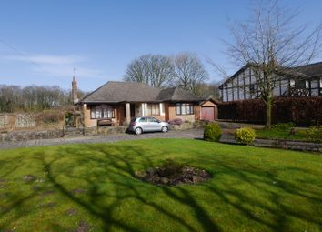 Thumbnail 4 bed detached bungalow to rent in Hall Lane, Wrightington