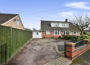 Thumbnail 6 bed semi-detached house for sale in Robey Drive, Eastwood, Nottingham