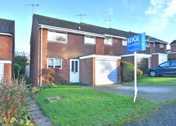 Thumbnail 3 bed end terrace house for sale in Bishops Court, Eccleshall