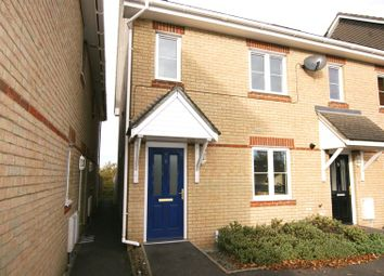 Thumbnail 4 bed end terrace house for sale in Bakers View, Corfe Mullen, Wimborne