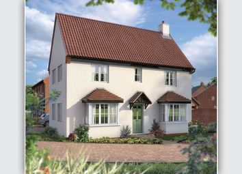 """Thumbnail 3 bedroom detached house for sale in """"The Berisford"""" at Wall Hill, Congleton"""