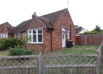 Thumbnail 2 bed bungalow for sale in Highbury Grove, Clapham, Bedford, Bedfordshire