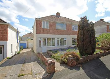 Thumbnail 3 bed semi-detached house for sale in The Mead, Plympton, Plymouth, Devon