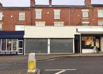 Thumbnail Retail premises for sale in 9, 9A, 9B, 9c Station Street, Kirkby-In-Ashfield