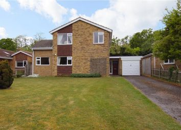 Thumbnail 5 bed detached house to rent in Hill Bottom Close, Whitchurch Hill, Reading