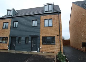Thumbnail 4 Bed Semi Detached House To Rent In Cottesmore Road Nottingham