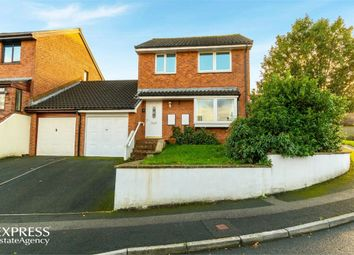 Thumbnail 3 bed semi-detached house for sale in Greenwood Park Close, Plymouth, Devon