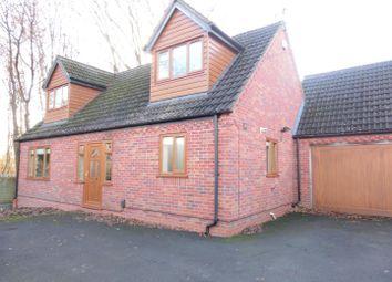 Thumbnail 2 bed detached bungalow for sale in Tallington Road, Birmingham