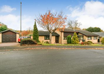Thumbnail 4 bed bungalow for sale in Parkside, Coniston Road, Dronfield Woodhouse, Derbyshire
