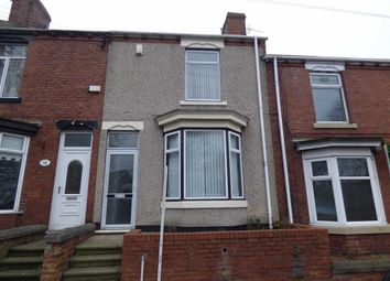 Thumbnail 2 bed terraced house for sale in Highcliffe Terrace, Ferryhill