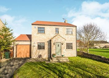 Thumbnail 4 bed detached house for sale in Back Lane South, Middleton, Pickering