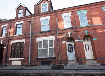 Thumbnail 5 bed terraced house for sale in Cliff Avenue, Salford