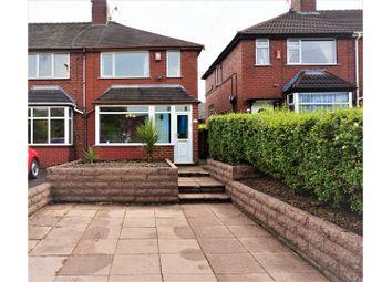 Thumbnail 2 bedroom town house for sale in Leek Road, Stoke-On-Trent