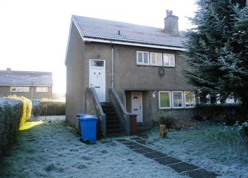 Thumbnail 2 bed flat for sale in Longden Street, Clydebank