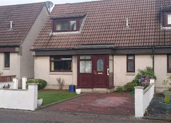 Thumbnail 2 bedroom terraced bungalow for sale in 12 Whitestripes Place, Bridge Of Don, Aberdeen