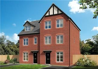 Thumbnail 3 bedroom semi-detached house for sale in Bank Lane, Kirkby