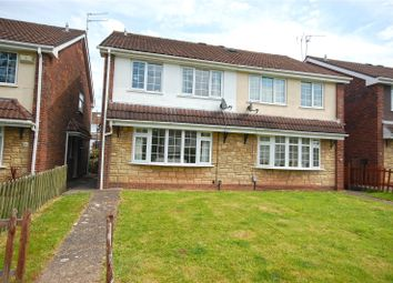 Thumbnail 3 bed semi-detached house to rent in Glyn Rhosyn, Pentwyn, Cardiff