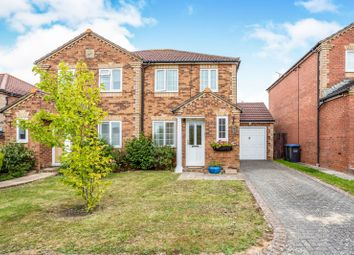 Thumbnail 3 bedroom semi-detached house to rent in Woodpecker Crescent, Burgess Hill