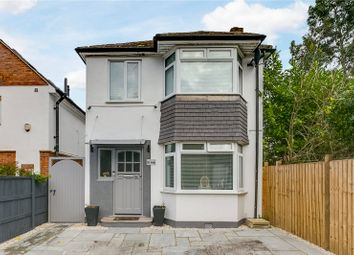 Thumbnail 4 bed detached house for sale in The Bungalows, Streatham Road, London