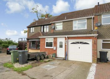 Thumbnail 3 bed terraced house for sale in Manors Way, Silver End, Witham