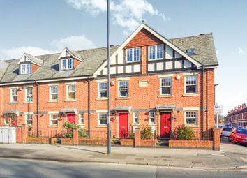 Thumbnail 4 bed town house for sale in Mansfield Road, Chester Green, Derby