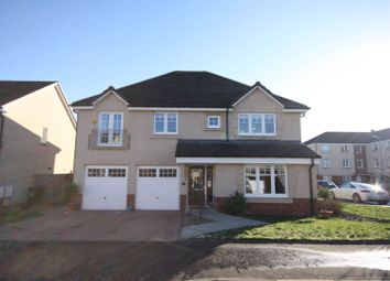 Thumbnail 5 bed detached house for sale in Orissa Drive, Dumbarton