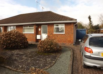Thumbnail 2 bed bungalow for sale in Stonewell Crescent, Nuneaton