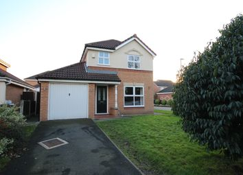 Thumbnail 3 bed detached house for sale in Meadow Reach, Penwortham, Preston