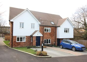 Thumbnail 2 bedroom flat for sale in Orchard Apartments, Linford End, Harlow