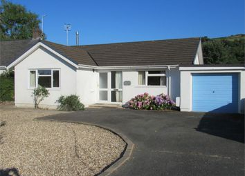 Thumbnail 2 bed detached bungalow for sale in Paddys Lodge, Dinas Cross, Newport, Pembrokeshire