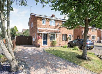 Gleneagles Road, Perton, Wolverhampton, Staffordshire WV6. 2 bed semi-detached house