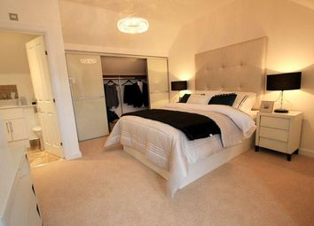 Thumbnail 3 bed detached house for sale in Pankhurst Drive, Basildon