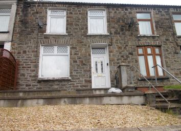 Thumbnail 3 bed terraced house for sale in High Street, Treorchy, Rhondda, Cynon, Taff.