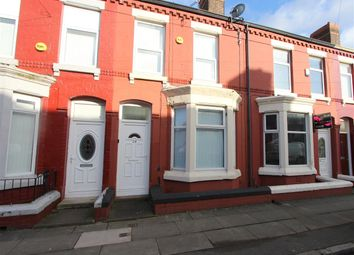 Thumbnail 2 bed terraced house for sale in Kelso Road, Fairfield, Liverpool