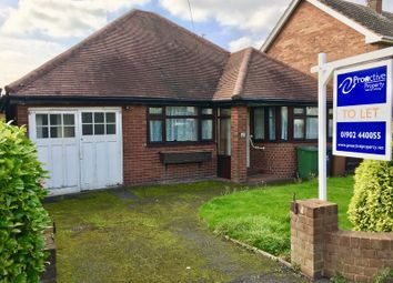 Thumbnail 3 bed detached bungalow to rent in Monmouth Road, Bentley, Walsall