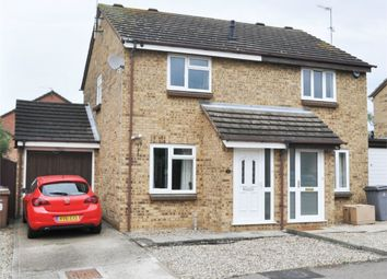 Thumbnail 2 bed semi-detached house for sale in Beardsley Drive, Chelmsford, Essex