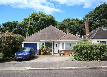 Thumbnail 3 bed detached bungalow for sale in Withycombe Park Drive, Exmouth