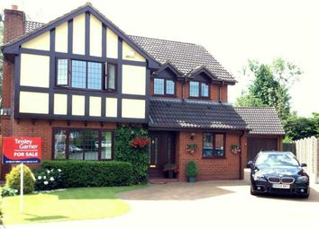 Thumbnail 4 bed detached house for sale in The Willows, Yarnfield, Stone