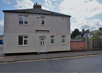 Thumbnail 3 bed end terrace house to rent in Kirkdale Road, Wigston