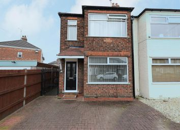 3 bed semi-detached house for sale in Linkfield Road, Hull HU5