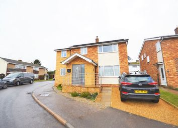 Thumbnail 4 bed detached house to rent in Finchams Close, Linton, Cambridge