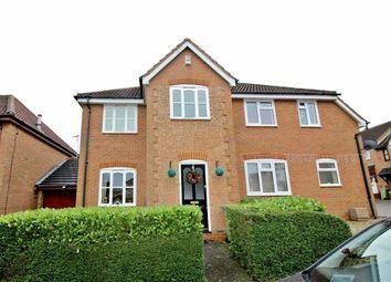 Thumbnail 3 bedroom end terrace house to rent in Lowland Road, Tattenhoe, Milton Keynes