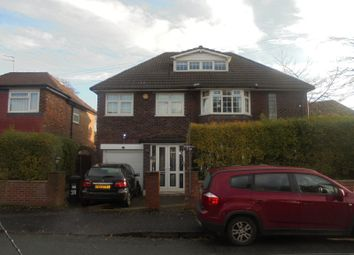 Thumbnail 5 bed detached house for sale in South Park Road, Gatley, Cheadle